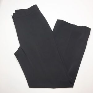 Antonio Melani black trousers work career pants 8